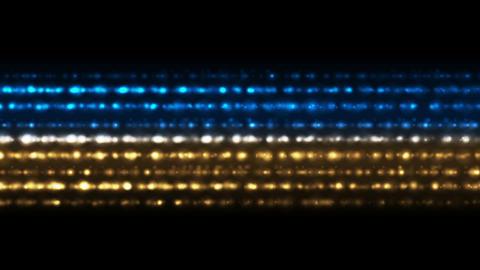 Bright shiny glowing lights video animation Animation