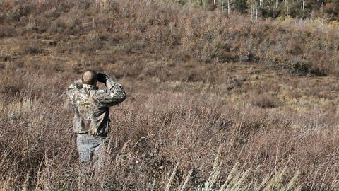 Hunter glassing hill wear camo P HD 3580 Live Action