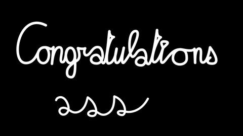 Congratulations asshole Animation