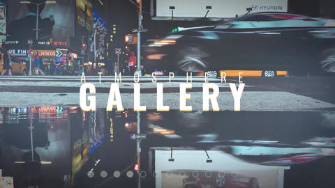 Modern Inspired Gallery Premiere Pro Template