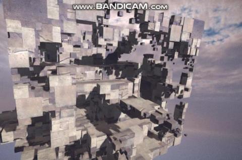 Sky level 3D Model