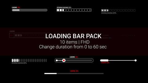 Loading Bar Pack - 1