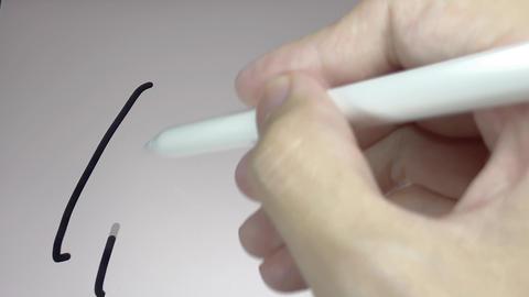 Touch pen017 Live Action
