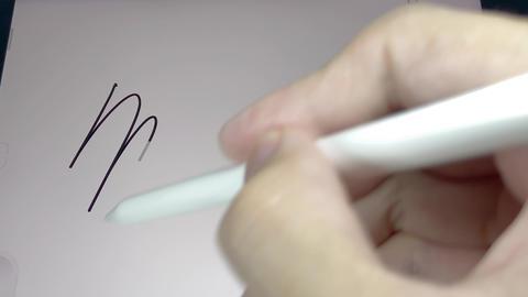 Touch pen011 Live Action