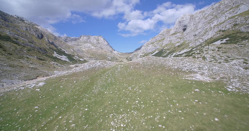 Aerial, Durmitor National Park, Montenegro - Native Material, straight out of th Footage