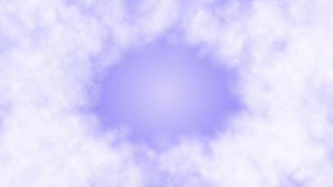 Tunnel of Clouds Animation