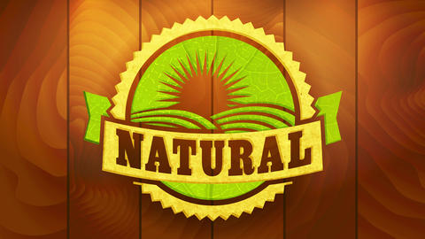 natural food brand helping develop ecological sustainability for farmers around the world and Animation