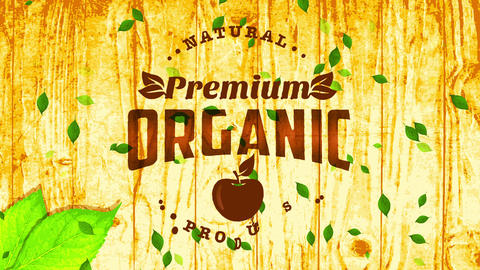 wooden themed premium vegan vegetarian vital aliment mark manipulation pyrography fancy lettering Animation