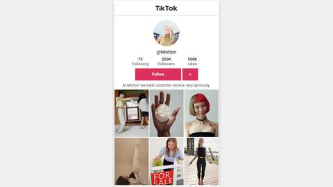 TikTok Premiere Pro Template