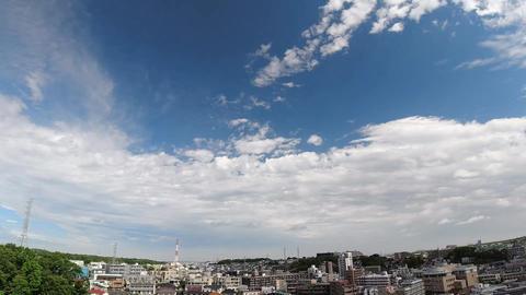 Cloud Timelapse Live Action
