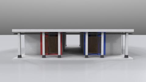 Toilet01 3D Model