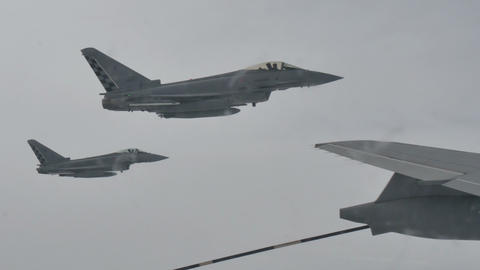 Combat Aircraft Air Refueling Live Action