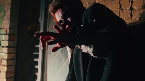 Dangerous monster escaping from underworld, demonic…, Live Action