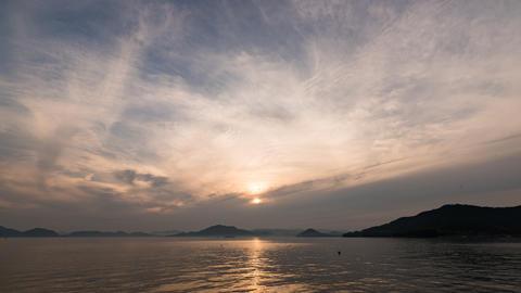 sunset GIF