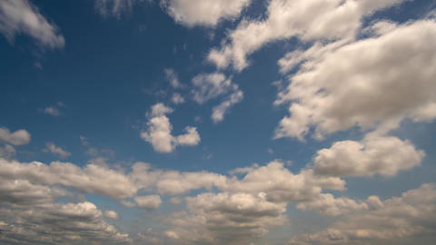 Cloudy Sky Timelapse Live Action