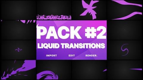 Liquid Transitions Pack 02 Animation