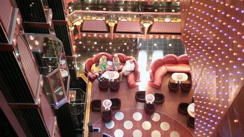 Ship atrium look down P HD 4295 Live Action