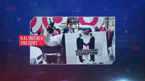 Political Opener Premiere Pro Template