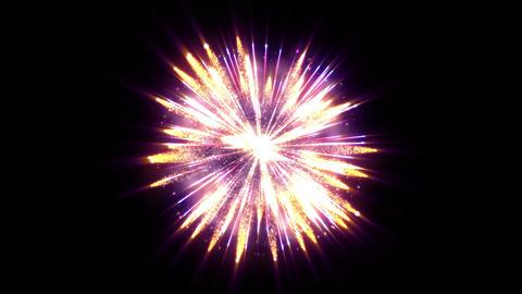 Firework light 02 Animation