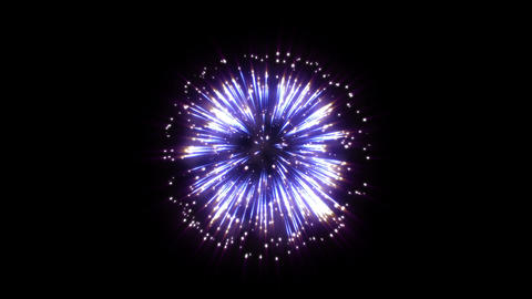 Firework light 06 Animation