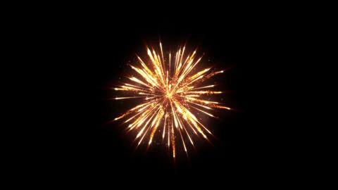 Firework light 07 Animation