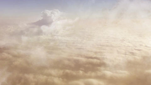Light Clouds, Stock Animation