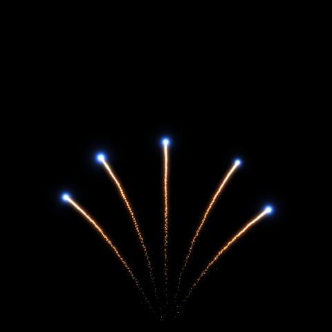 Fireworks Toranoo 01 CG動画