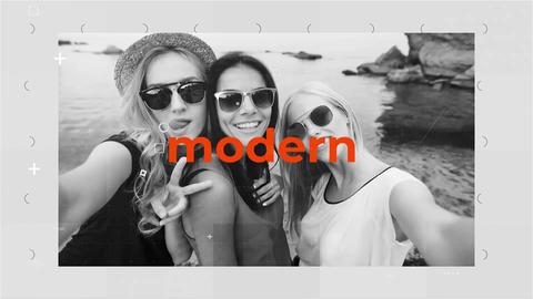 Modern Trend Premiere Pro Template