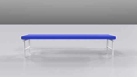 Bench02 Modelo 3D
