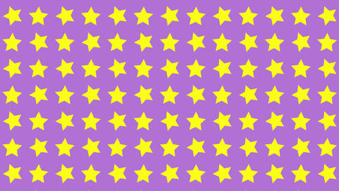 Pattern background star shape GIF