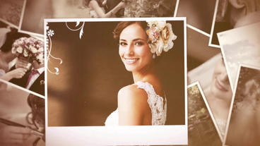 Wedding Memories After Effects Template