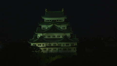 Castle aichi nagoya nagoya V1-0007 Footage