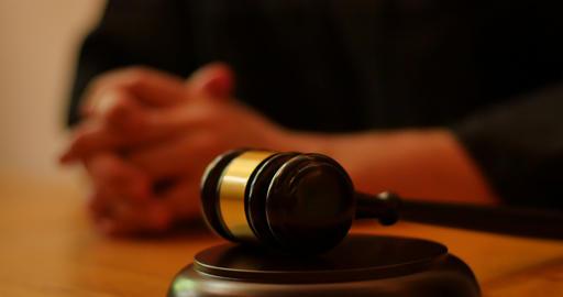4K Judge Makes Court Ruling Decision Live Action