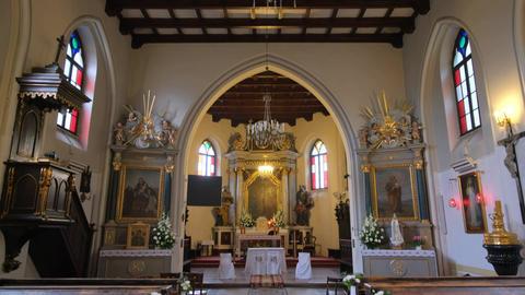 Old Catholic Church Live Action