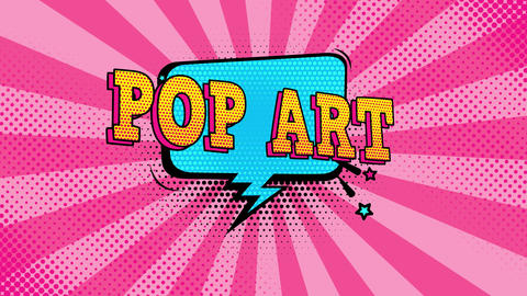 Pop Art Posters After Effects Template