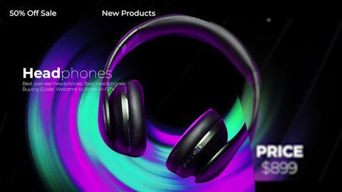 Stylish Product Promo Plantillas de Premiere Pro