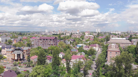 City And Park Aerial ライブ動画