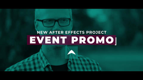 Event Promo After Effectsテンプレート