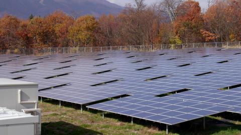 Etc solar panel V1-0004 Live Action