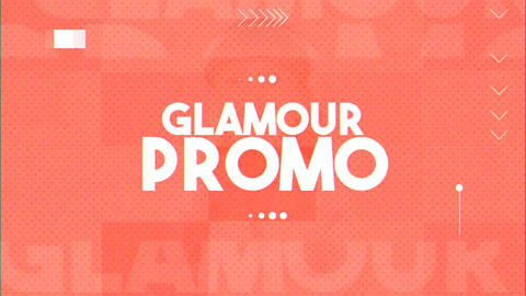 Glamour Promo After Effects Template