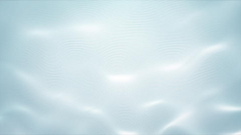 Abstract Clean Wave Background Animation