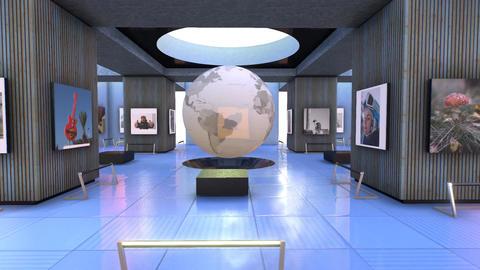 Virtual Gallery 2 MP4 56MB Videos animados