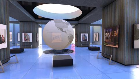 Virtual Gallery MOV FREE version Videos animados