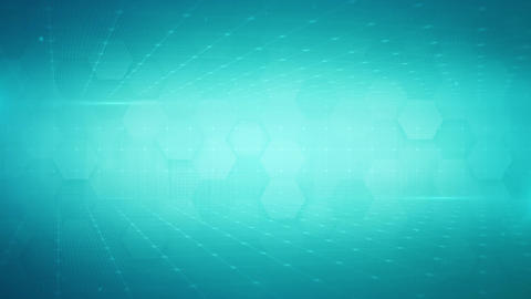 Medical Science Background Animation