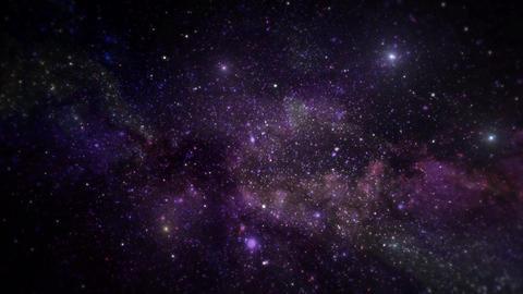 Space NebulaNebula space animate background Animation