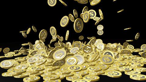 coin(Dollar) Animation