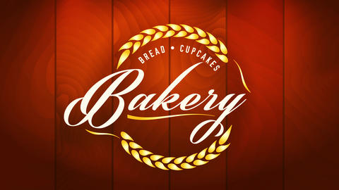 coffee shop bakery mockup for marketing and showcase to sell corporate image promoting bread product CG動画
