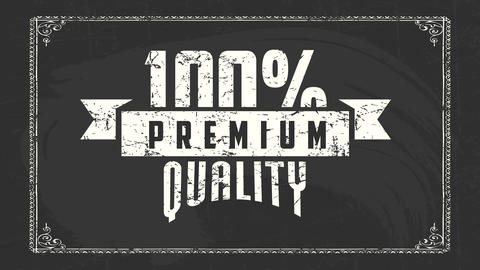 grunge style retail good seller making industrial product of 100 percent premium quality loved by Animation