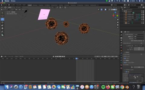 ウイルス3Dモデル 3Dモデル