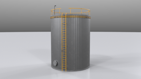 Tank03 Modelo 3D